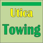 Utica Towing's Logo