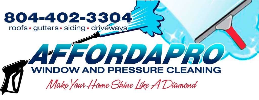 Affordapro Window and Pressure Cleaning's Logo