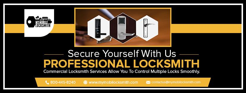 Professional locksmith services in Montgomery