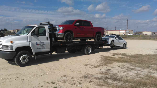 Cleveland TX Towing Company