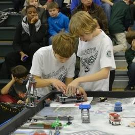 Robotics Engineering and Game Play Summer Camp