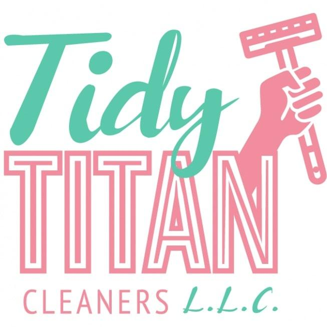 Tidy Titan Cleaners's Logo