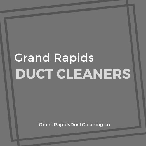 Grand Rapids Duct Cleaners's Logo