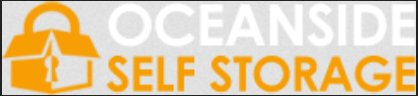 Oceanside Self Storage's Logo