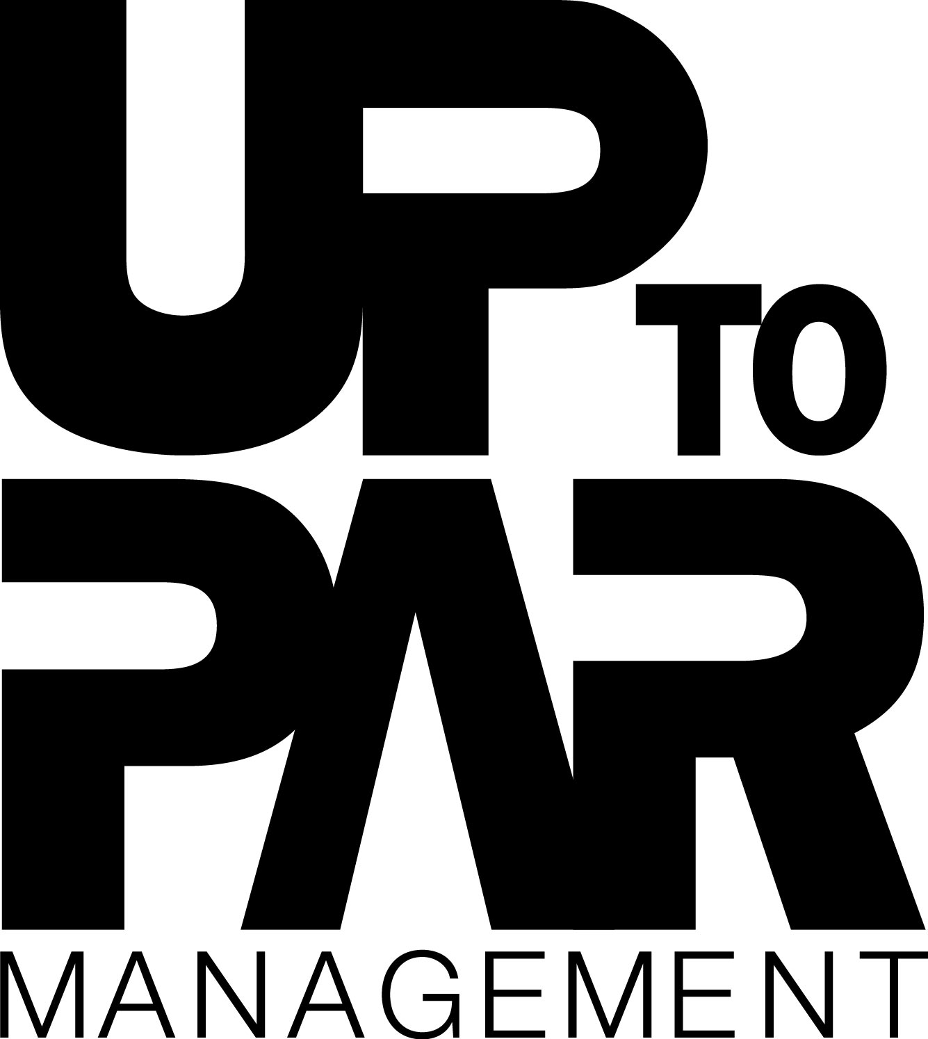 Up to Par Management, LLC's Logo