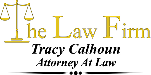 The Law Firm - Tracy Calhoun, Attorney At Law's Logo